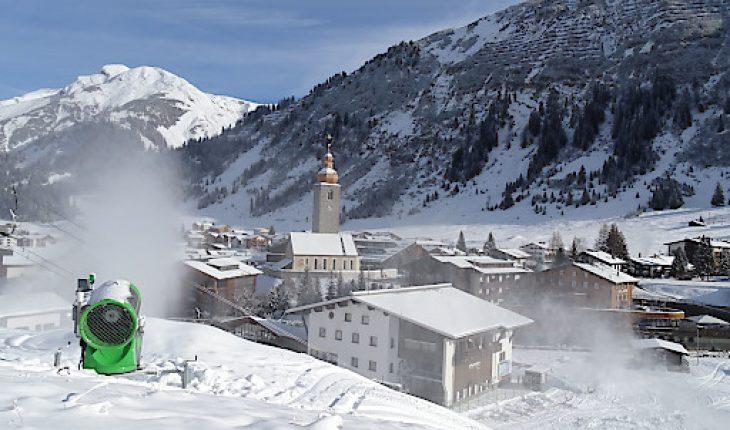 Corona Lech Am Arlberg