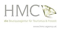 Logo von HMC - die Boutiqueagentur für Tourismus & Freizeit