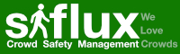 Logo von siflux - Crowd Safety Management